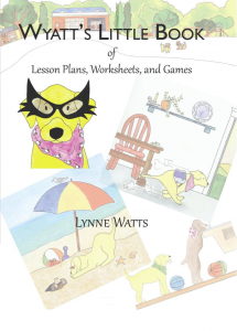 Wyatts Lesson Plans Activity Book