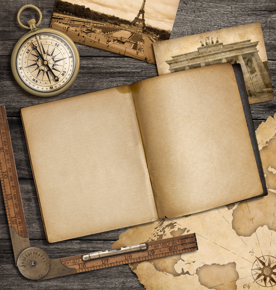 adventure nautical background