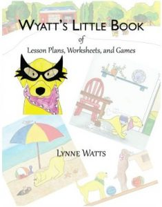 Wyatt's little book of lesson plans