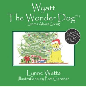 Wyatt Learns about Giving