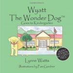 Wyatt starts kindergarten