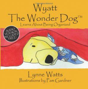 book cover Wyatt the Wonder Dog