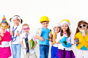kids and careers