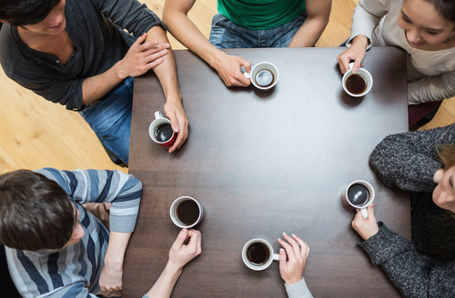 build your business meeting