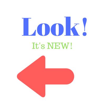 LOOK! It's NEW