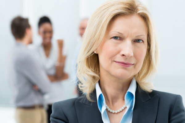woman and leadership