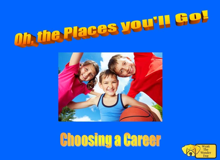 Career slide 1