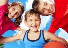 Kids and Teamwork